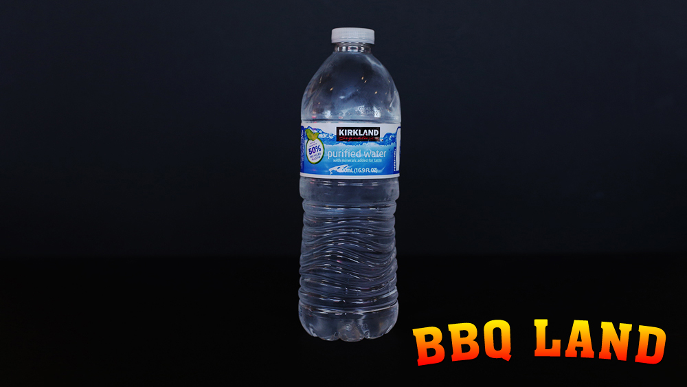 BBQ Land Bottled Water