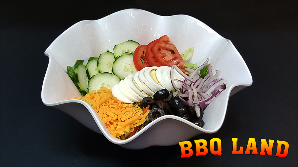 BBQ Land Deluxe Salad