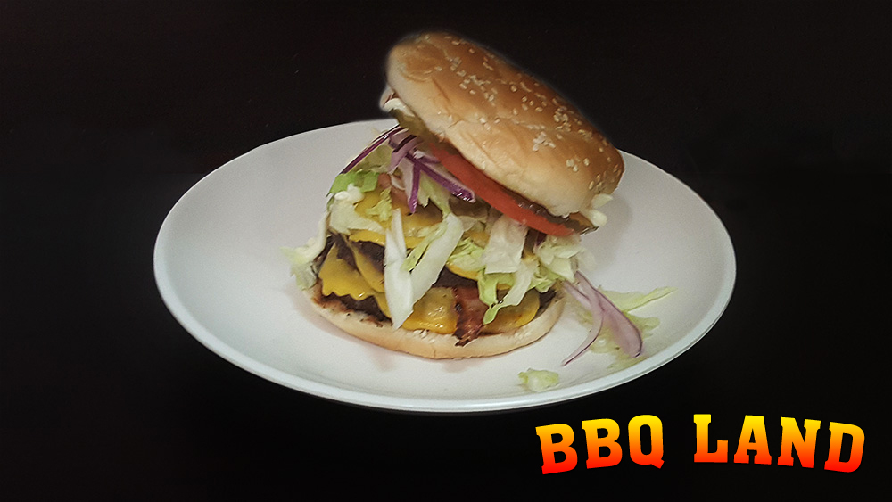 BBQ Land Hamburger