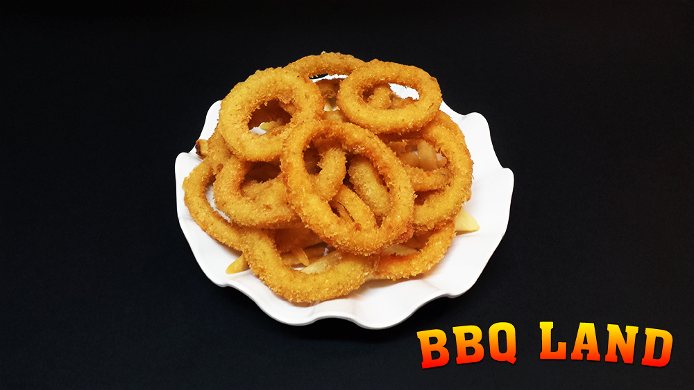 BBQ Land Onion Rings
