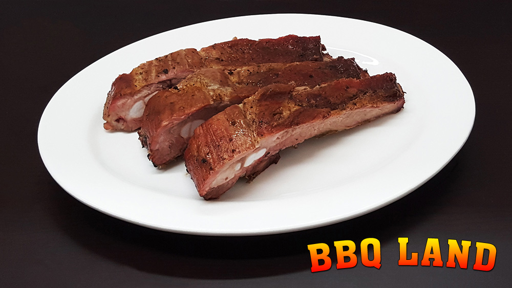 BBQ Land Spare Ribs Plates