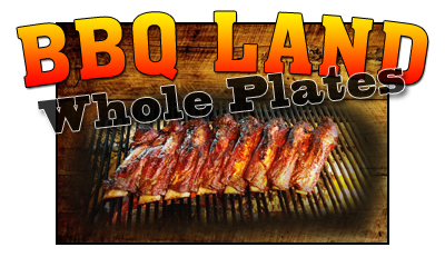 BBQ Land Whole Plates